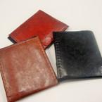 Men's Bi Fold  Wallet Leather Soft Feel 3 colors .60 ea