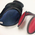 Ear Muffs Wrap Behind The Head Solid Winter Colors 24 per pack .40ea