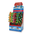 Christmas Grove Jingle Tree Pen 24 per display bx .85 ea