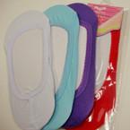 Asst Color PEDS Style Slip on Socks Asst Colors .50 per pair