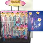 Handmade Flower Shell Necklace & Bracelet 48 pc unit .42 each