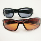 Black & Brown Economy Sunglasses  (97) ONLY .54 ea