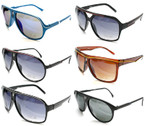 6 Style Assortment Men's Fashion Sunglasses $1.08 ea