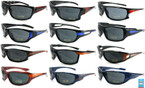 Sports Style Men's Fashion Sunglasses Asst Colors $ 1.00 ea