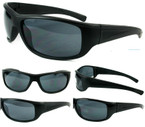 Men's All Black Fashion Sunglasses $ 1.00 ea