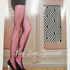 All Black Fashion Panty Hose Swiss Dot Prints 12 per pk  $ 1.49 ea