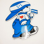 "6"" Honduras Little Boy w/ Flag Anywhere Magnet 12 per pk  .33 ea"