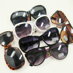 Ladies Mixed Fashion Sunglasses 36 per pack (SF17)Only $ 1.00 ea