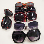 Ladies Mixed Fashion Sunglasses 36 per pack (SF23)Only $ 1.00 ea