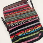 "4"" X 6.5"" Knit Fabric Tribal Print Wrislet .54 ea"