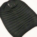 "9"" X 12"" All Black Slouchy Hat 12 per pk $ 2.50 ea"