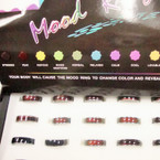 Basic Changing Color Mood Band Rings 36 per bx ONLY .50 ea