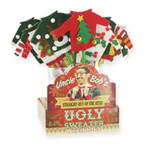 Uncle Bob's Ugly Sweater Novelty Pen's 24 per unit .85 ea