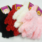 Asst Color Soft & Cosy Winter Gloves Only .58 ea pair