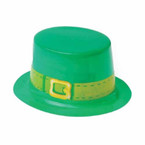 "4"" Plastic Mini Leprechaun Hat .16 ea"