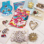 Pack of 48 pcs Pins & Broaches CLOSEOUT .25 ea