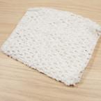 "5"" All White Crochet Stretch Headwraps .42 ea"