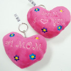 "4"" Plush # 1 MOM Keychain Only .65 ea"