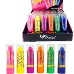Magic Mood Lipstick Animal Print Case 36 pc display box .23 ea