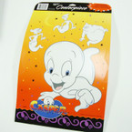 "Casper the Ghost Table Centerpiece 11"" X 15"" 12 per pk ONLY .15 ea"