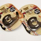 Closeout 4FT Temporay Flaming Tattoo Tape & Ring 24 sets per pk @ .10 ea