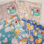 12.5 Sq. Ft Baby Theme Gift Wrap Sheets 12 per bx @ .50 per pk