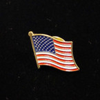 Best Quality USA Flag Tac Pins 12 per pack @ .50 ea