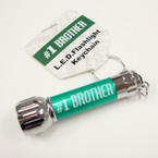 #1  Brother LED Flashlight Keychain 24 per pack .85 ea