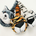 Fury Animal Theme Winter Ear Muffs SO CUTE 12 per pk @ $ 2.00 ea