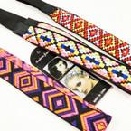 Trendy Colorful Headband w/ Elastic Back .45 ea