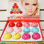 Got To Have  Ball Shaped Roll On Flavored Lip Balms 12 per display .58 ea