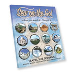 Sew on the Go Kit 12 per display board .85 ea
