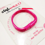 Silicone Stylus Bracelet 24 per counter display @ .95 ea