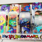 My First Hologram Bookmarks 48 per display @ .55 ea