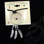 CLOSEOUT Indian Dream Catcher Necklace 20 pc pack .25 ea
