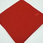 "20"" Square All Solid Red Bandana's .50 ea"