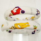 CLOSEOUT Kids Print Padded Headbands 12 per pk @ .23 ea