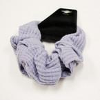 CLOSEOUT Lavender Color Thermal Hair Twisters 12per pk @ .20 ea