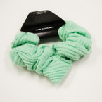 CLOSEOUT Mint Color Thermal Hair Twisters 12 per pk @ .20 ea