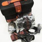 FREE Case w/ Handle & 35MM Camera & Accessories One Per Customer
