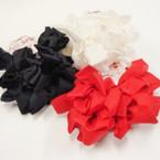 Big Size Cut Fabric Scrungi 3 colors .29 ea