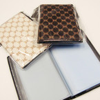 Designed Pattern Credit Card Holders   .54 each