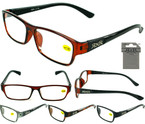 Men's Reading Glasses RXR Style 12 per bx  $ 1.00 ea  ON SALE .55 each