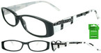 Ladies Cheetah Style Crossword Puzzle Reading Glasses  12 per bx  ON SALE .55 ea