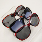 SPECIAL Ladies Plastic Fashion Sunglasses 3 Style Mix .79 ea