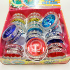 Light Up Action YoYo's 12 per display box  .55 ea