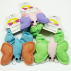 CLOSEOUT Kid's Dragonfly Beanie Pony tailers 12 per pk @ .21 ea