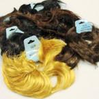 CLOSEOUT 12 Pk Lg. Size Imitation Hair Scrungi ONLY .25 ea
