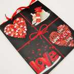 Get This Deal High Quality Love Theme Lg. Gift Bags ONLY .39 ea