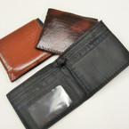 Good Looking Men's Bi Fold Wallets Browns & Black .56 each